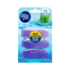 Ambi Pur vloeibaar toiletblok Fresh Water & Mint navulling (3x 55 ml)