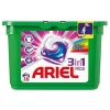Ariel 3-in-1 Color & Style wasmiddel capsules (16 wasbeurten)  SAR00005