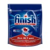 Finish Powerball All-In-1-Max regular vaatwastabletten (85 stuks)