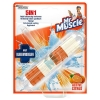 Mr. Muscle 5-in-1 toiletblok Active Citrus (41 gram)