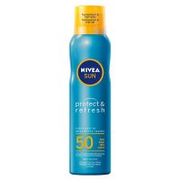 Nivea zonnespray Protect & Refresh factor 50 (200 ml)  SNI05295