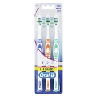 Oral-B Classic Care Medium tandenborstel 3-Pack  SOR00025
