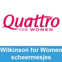 Wilkinson for Women scheermesjes