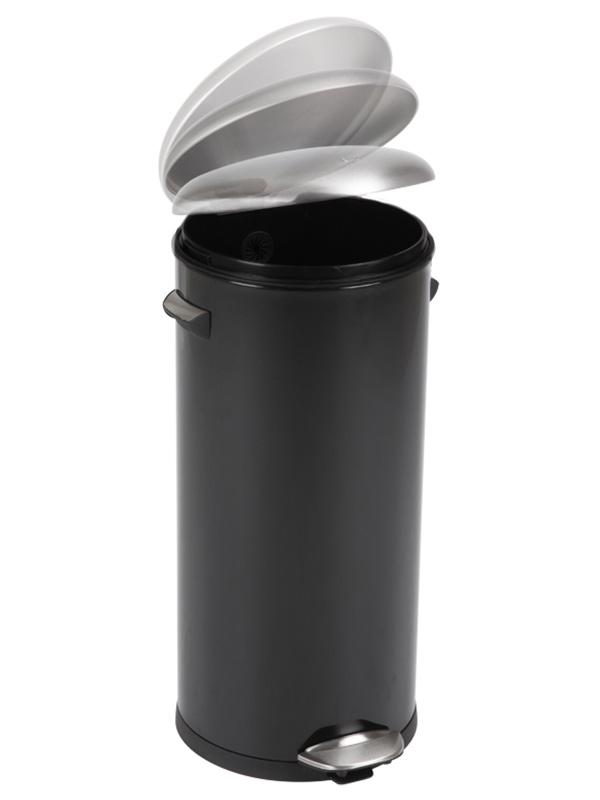 Eko Kickcan 33 Liter Rood.30 44 Liter Pedaalemmer Prullenbakken Vuilniszakken En